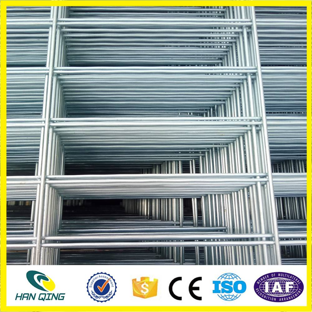 2X4 inch opening welded wire mesh panel