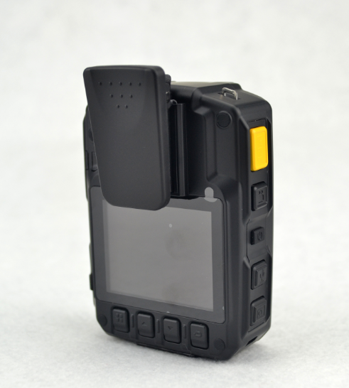 4G 1080P Infrared Night Vision Police Body Worn Camera, Security IR Cam with 32GB Built-in Memory