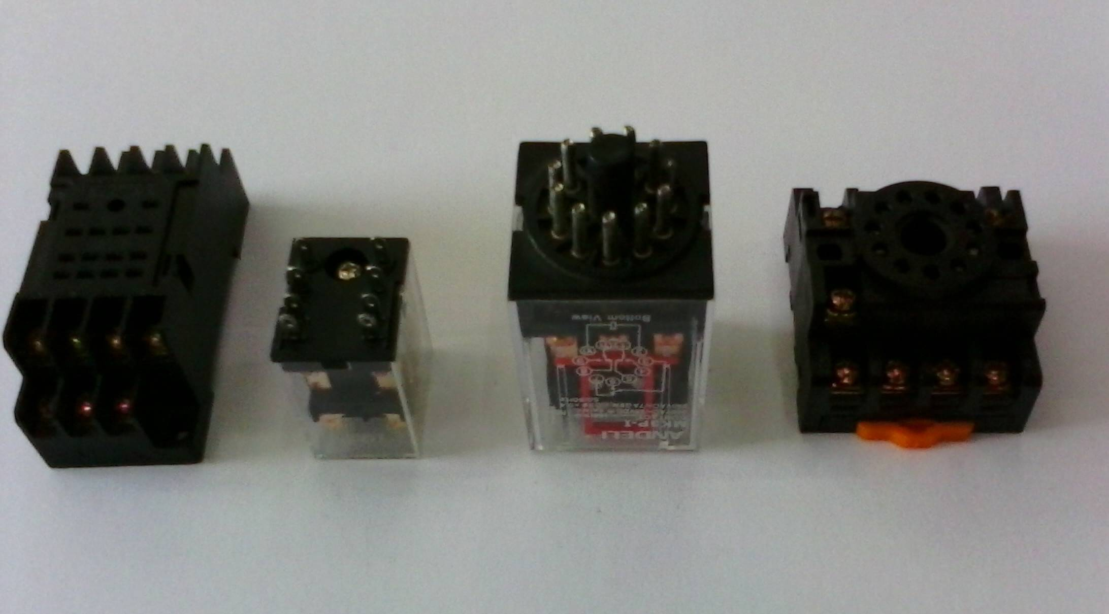general relay/socket