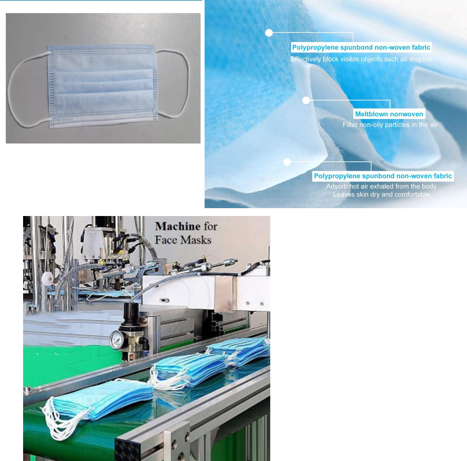 Disposable Dust Masks-Hot selling
