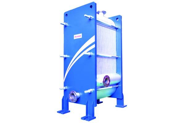 Accessen all Welded Plate and Frame Heat Exchanger
