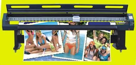 wide format inkjet printer with Seiko/1440dpi
