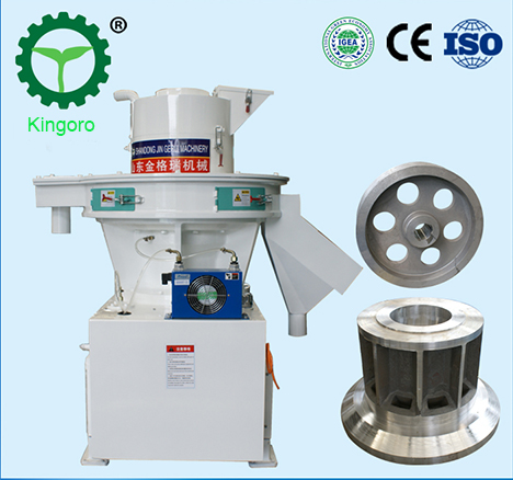2-2.5 t/h enviromental protective CE Approved Wood Pellet Production Line