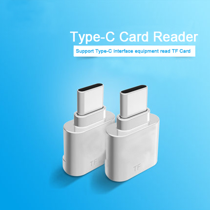 Type C card reader