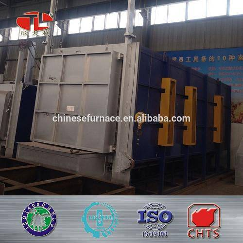 OEM electric car bottom furnace with competitive price