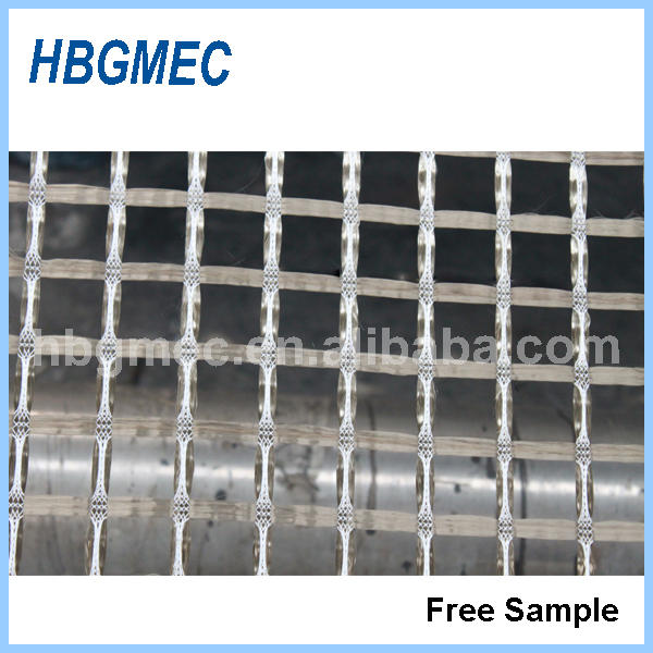 flexible mesh fabric Basalt geogrid