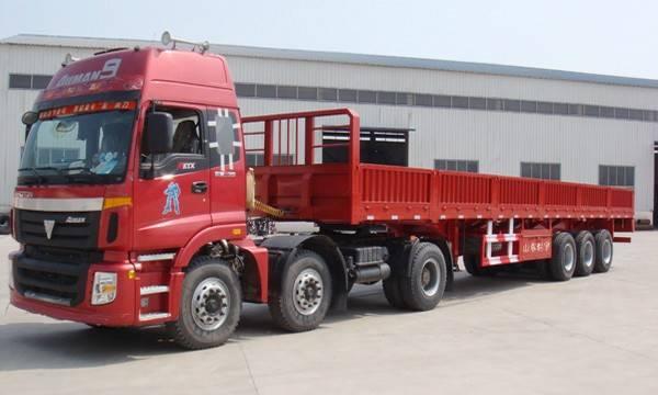 truck trailor