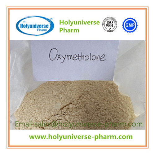 99% Purity Oral Anabolic Steroid Oxymetholone Anadrol CAS 434-07-1 for Muscle Building