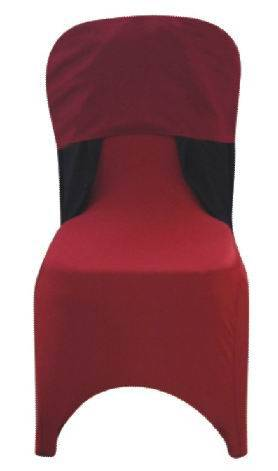 wedding spandex chair cover 280GSM as per your chair size OEM&ODM&OBM are offered