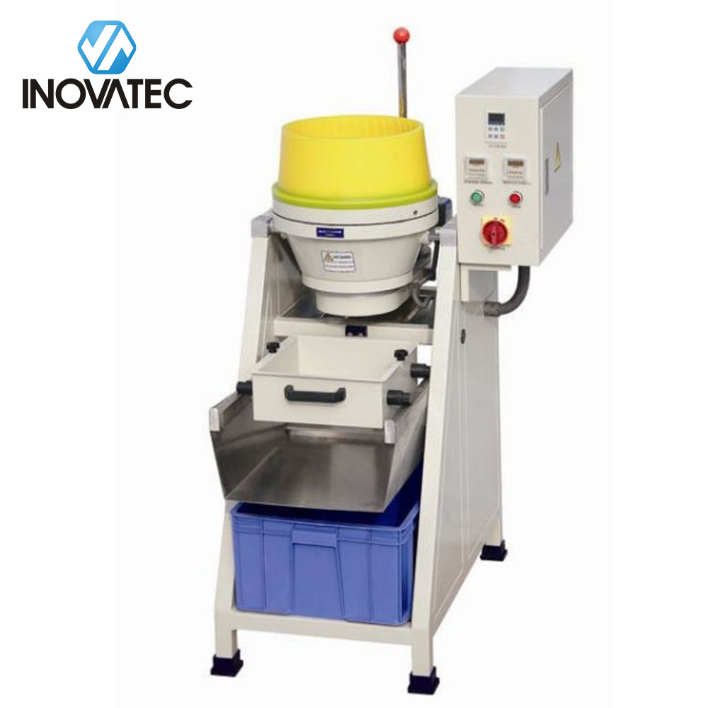 Centrifugal disc finisher - Jewelry Polishing Machine