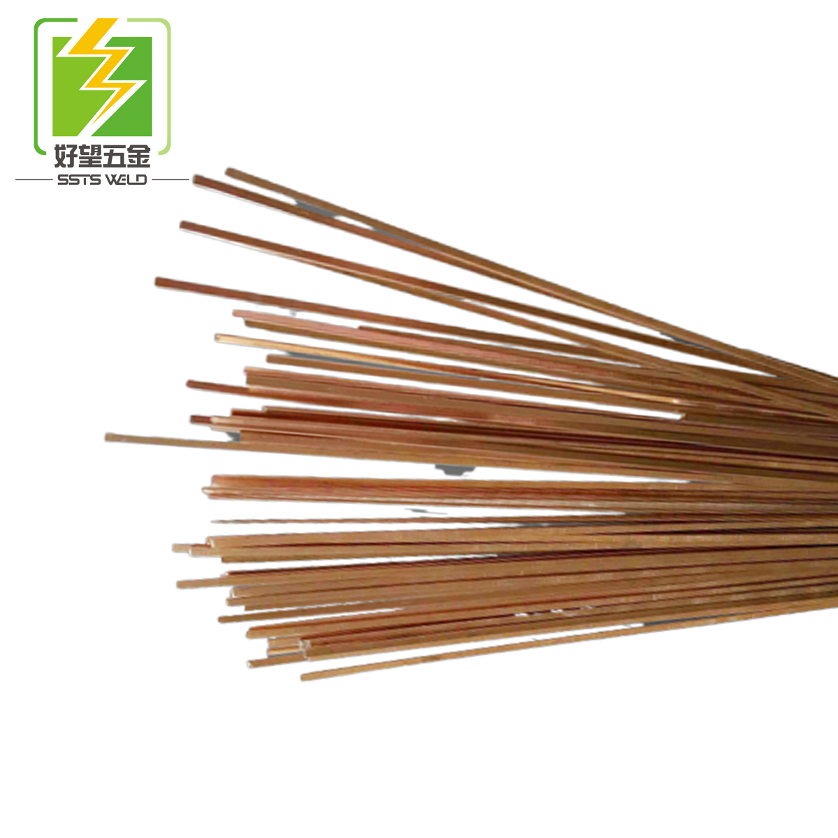 Bcup-3 5%silver Phos Copper brazing alloy welding rod