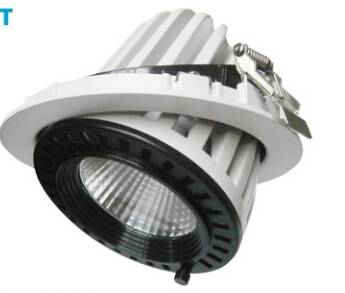 Shop Recessed Downlight, 20W 30W LED