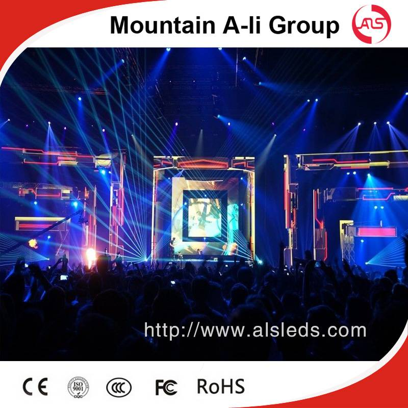 P5 Indoor Full Color LED Stage Display for Entertainment