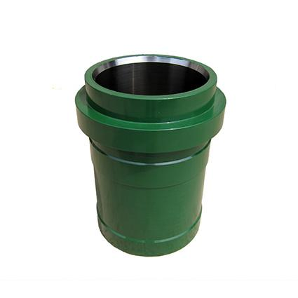 Double Metal Cylinder,Mud Pump Liners/Cyliner Sleeve API Standard,normal service life can reach abov