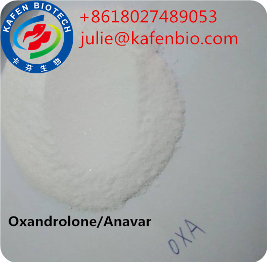 High Purity Bodybuiding Oral Steroids Powder Oxandrolone Anavar Lonavar 53-39-4
