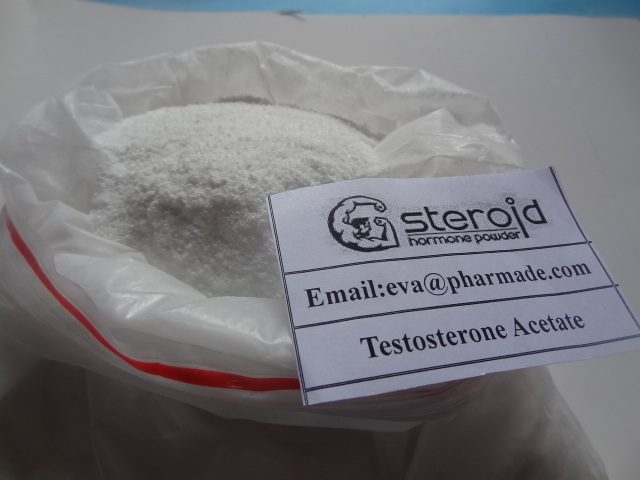 99% + Purity Powder Steroid Testosterone Acetate Super discreet shipping by privateraws