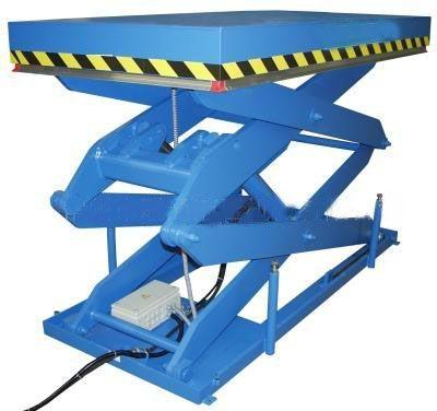 360 Degree table rotary lifting platform