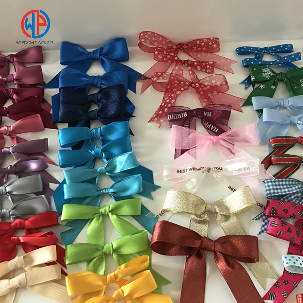 Wholesale 100% polyester bows ribbon