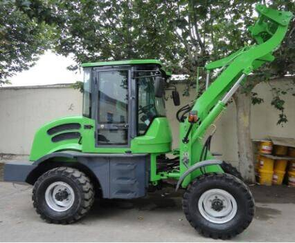 High quility 0.8 ton/800kg mini wheel loader for sale