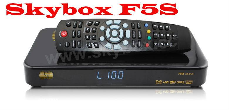 Skybox f5s 1080p Full HD Satellite Digital Receiver DVB-S2 TV Box
