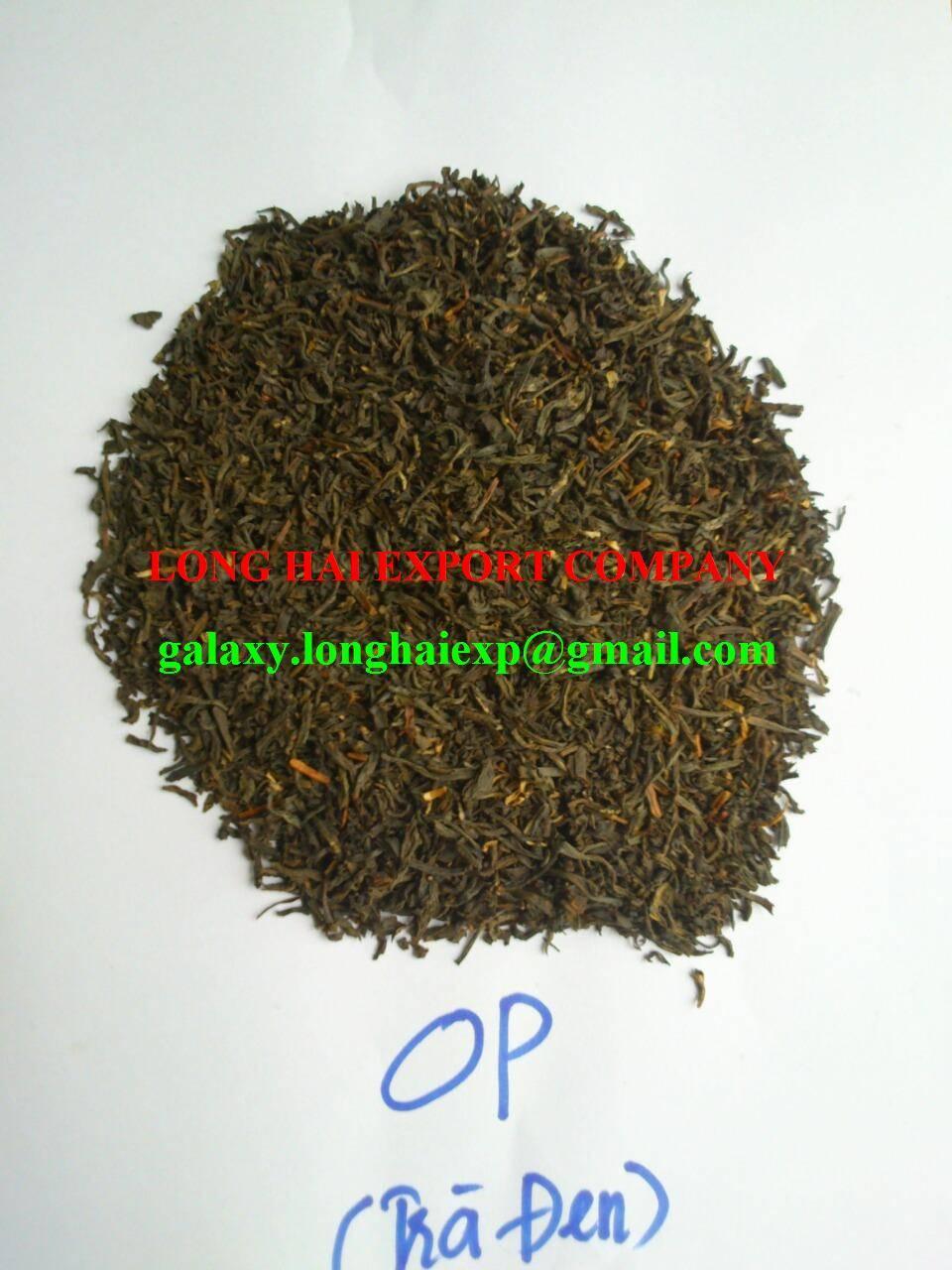 Export Black Tea - High quality