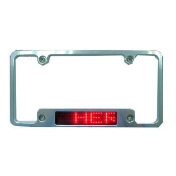 LED Car Plate Frame 674002