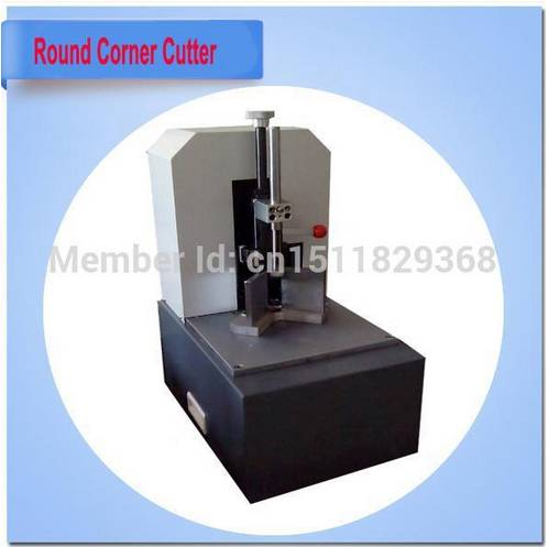 electric round corner cutter