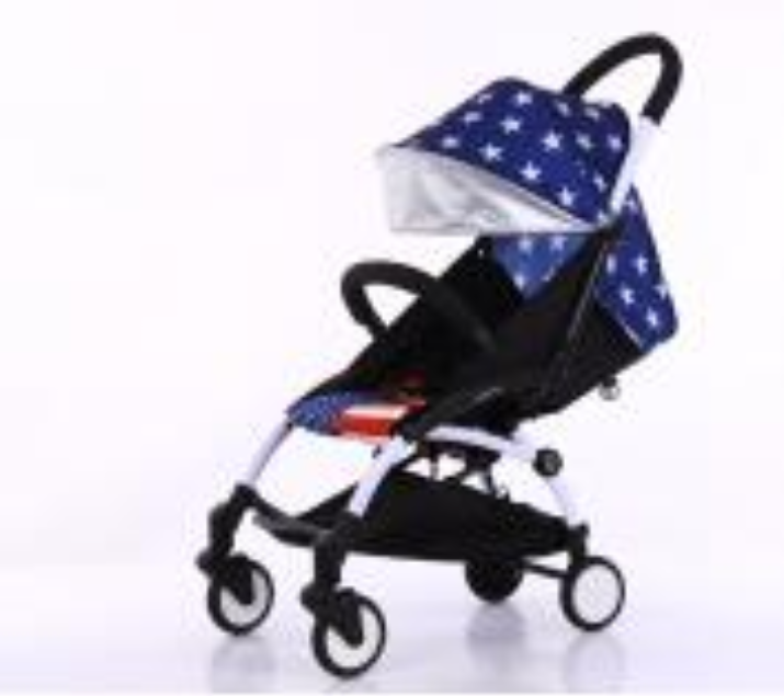 China manufacture baby stroller light weight, baby stroller foldable
