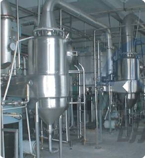 Single Effect Falling Film Evaporator