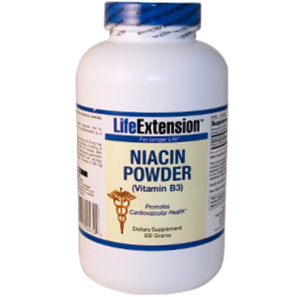 Niacin powder vitamin B3