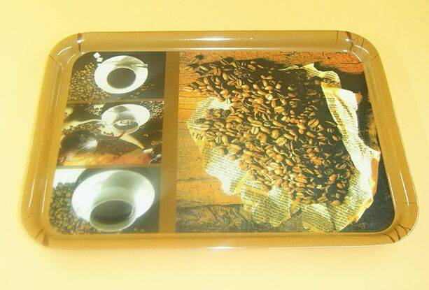 melamine tray 11 13 15inches accpet custom design