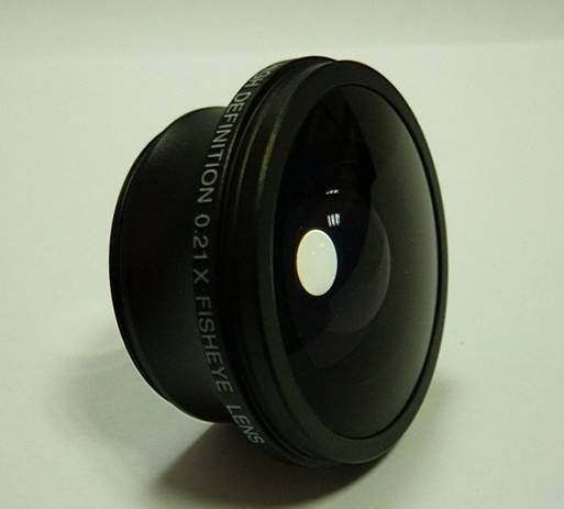 fisheye camera lenses