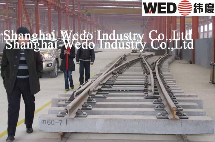railway turnout China Manufacturer