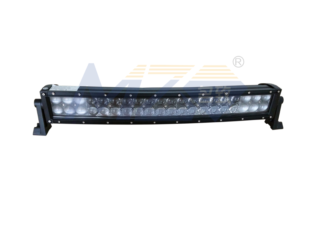 4D Curved Light bar 50'' 288W 300W MZ offroad light 3W Philip Chips