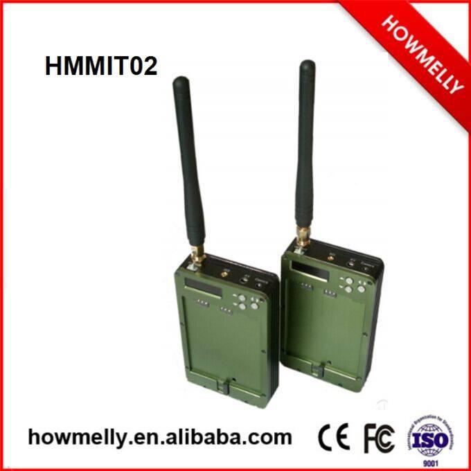 2016 Newarrival COFDM wireless video transmitter for UAV