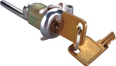 Steel Cabinet Lock E1698