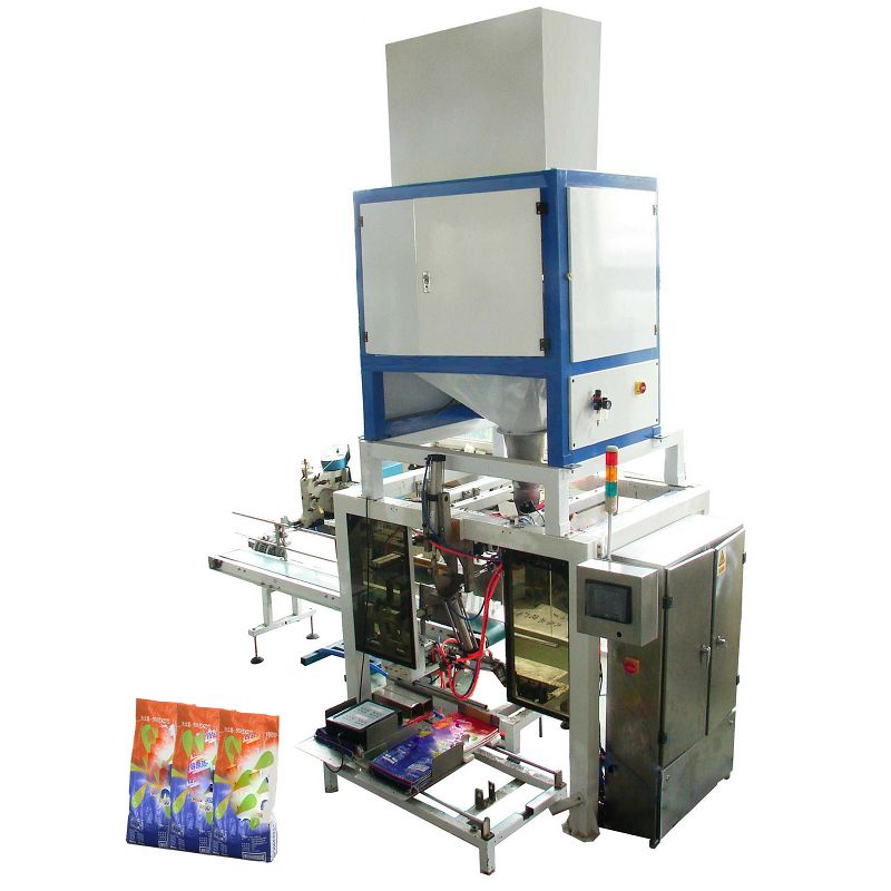 5-25kg Automatic Bag-Feeding and Packaging Machine (GFCK/50)