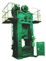 close type single action crank press