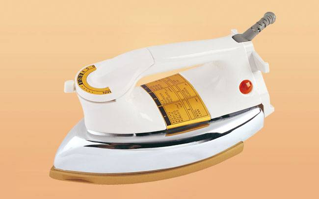 2015 hot sold Automatic dry iron ks-3531