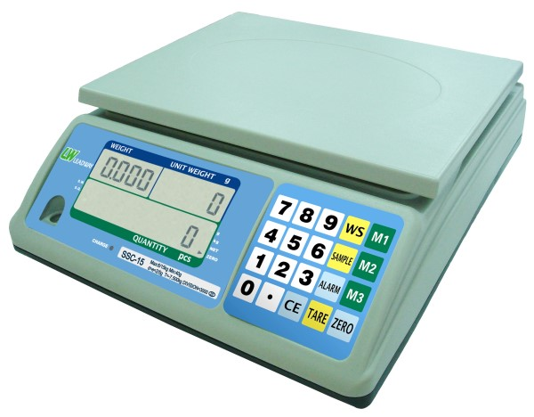 Digital Counting Scale (SSC Series)