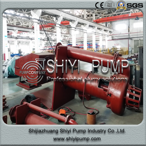 Vertical Centrifugal Slurry Pump for Sewage & Sludge Water Treatment