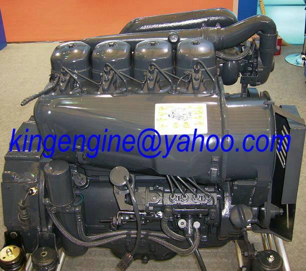 F4L912T Engine