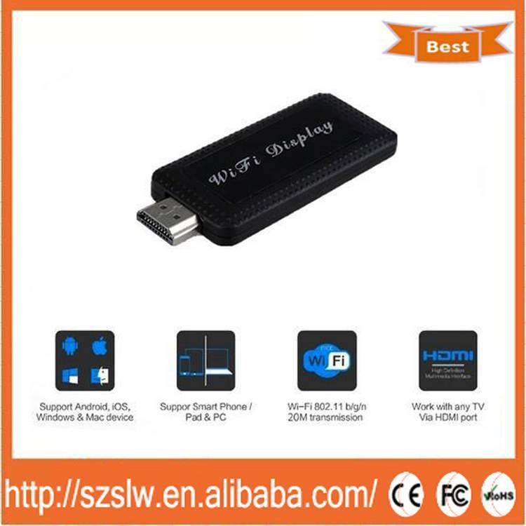 PTV series google chromecast miracast dongle pc camera mini packing driver