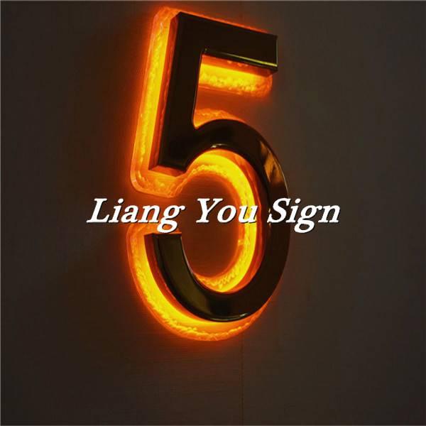 Best Professional Laser Cut Acrylic shop letter sign channel letters