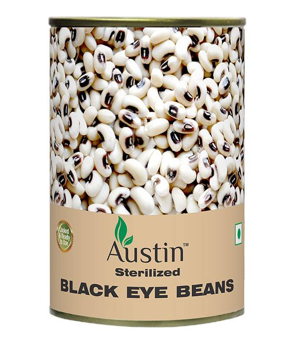 CANNED BLACK SYEBEANS