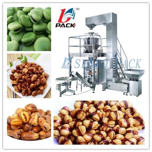 Broad Bean Packing Machine