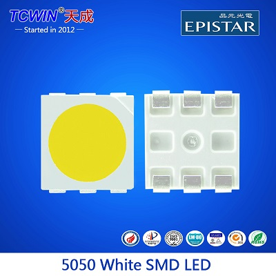 Professional wholesale easy installation Built-in IC 6 PINS SMD 5050 RGB for led module and led stri