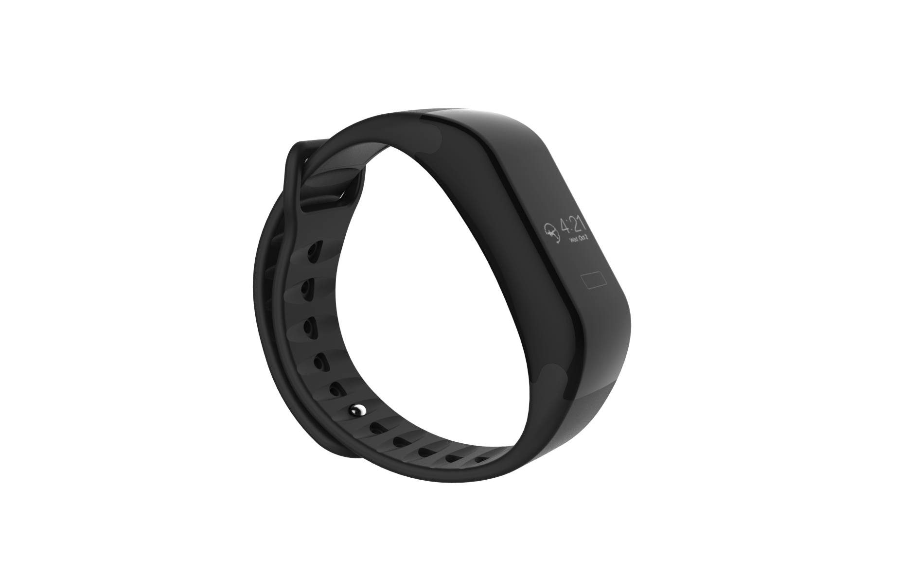 Waterproof Sports Watch with Dynamic Heart Rate Monitor E08