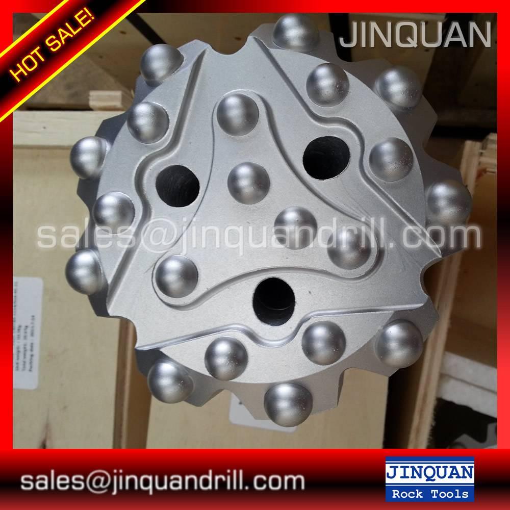 Jinquan thread button bit R22, R25, R28, R32, R35, R38