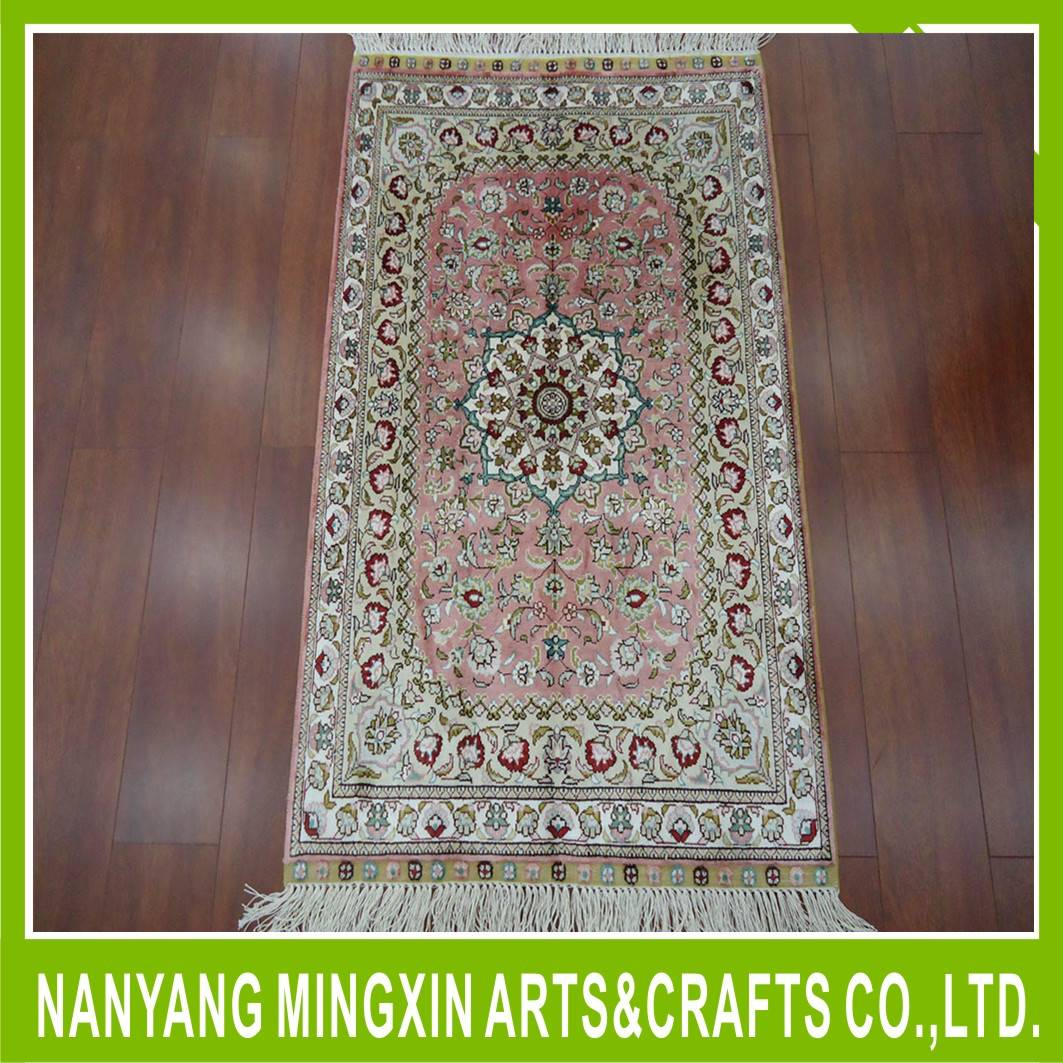 silk persian rug for sale hand knotted rug